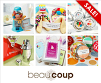 Save on Party Favors @ Beau-coup.com