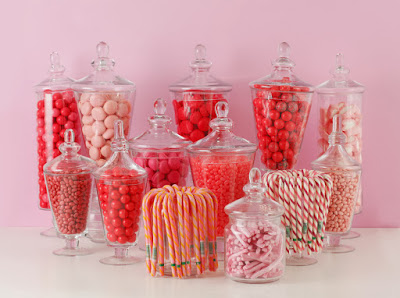 candy buffet birthday party ideas themes. Black Bedroom Furniture Sets. Home Design Ideas