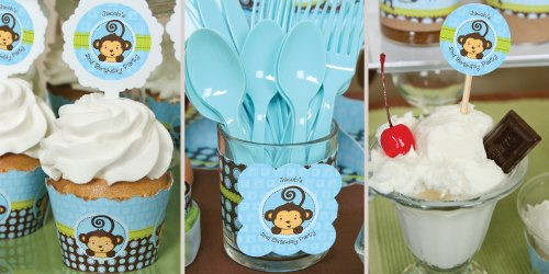 Monkey Birthday Party Ideas