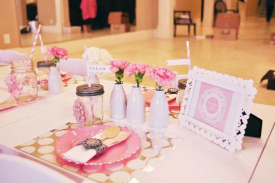 Pink Tutu Ballerina Birthday Party Birthday Party Ideas Themes