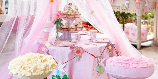 Birthday Party Ideas amp Shops Fairy