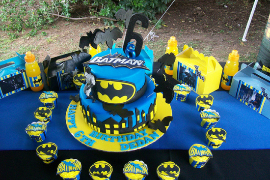 Batman Birthday Party Ideas Birthday Party Ideas Themes