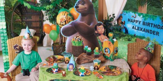 Safari Jungle Birthday Party Theme Ideas Birthday Party