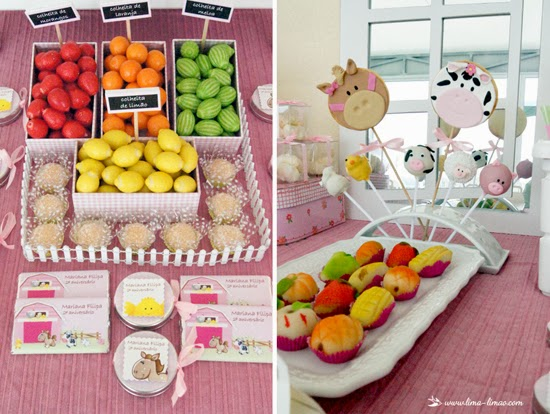 Little animal farm birthday party birthday party ideas for Animal decoration games for girls