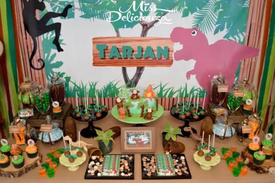 Dinosaur Jungle Birthday Party Birthday Party Ideas Themes