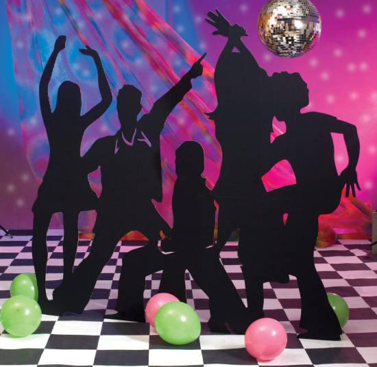 Neon | Disco Themed Birthday Party Ideas - Birthday Party ...