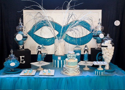 Masquerade Birthday Parties