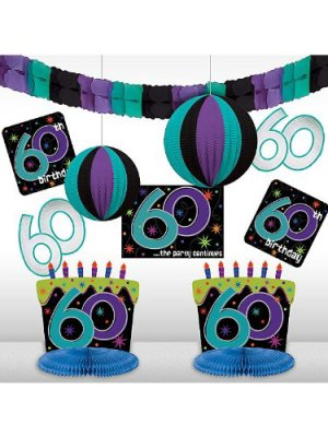 60th Milestone Birthday Party Ideas Birthday Party Ideas