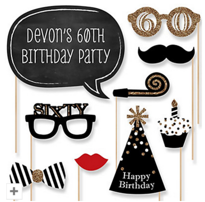 Milestone adult birthday party ideas