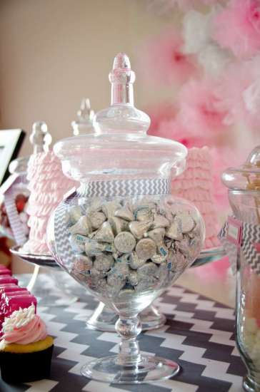 Sweet Pink Winter Onederland Birthday Party Ideas Amp Themes