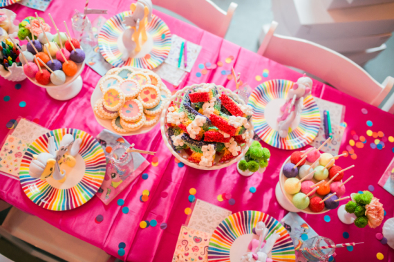 My Little Pony Birthday Party Ideas amp Themes