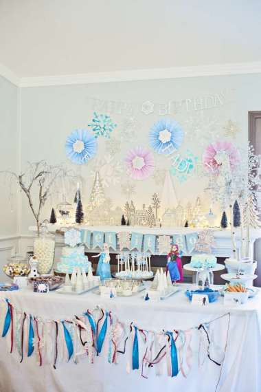 Sisters Frozen Party Birthday Party Ideas Amp Themes