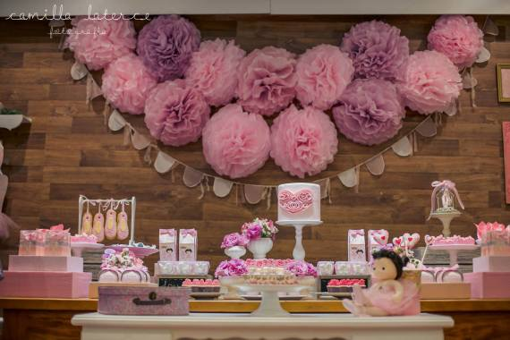 Sweet Ballerina Birthday Party - Birthday Party Ideas & Themes