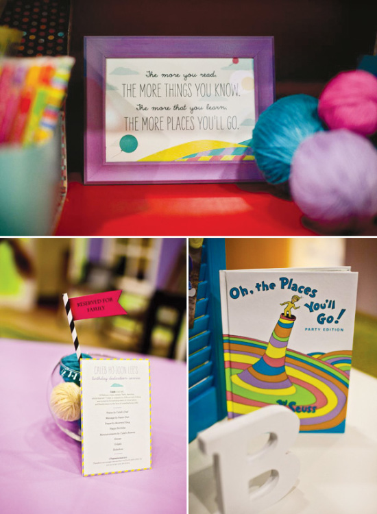 Oh The Places You 39 Ll Go Party Birthday Party Ideas Themes
