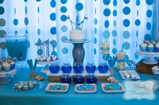 Under The Sea Birthday Party Birthday Party Ideas Amp Themes