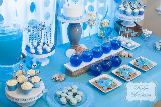 Under The Sea Birthday Party Birthday Party Ideas Amp Themes