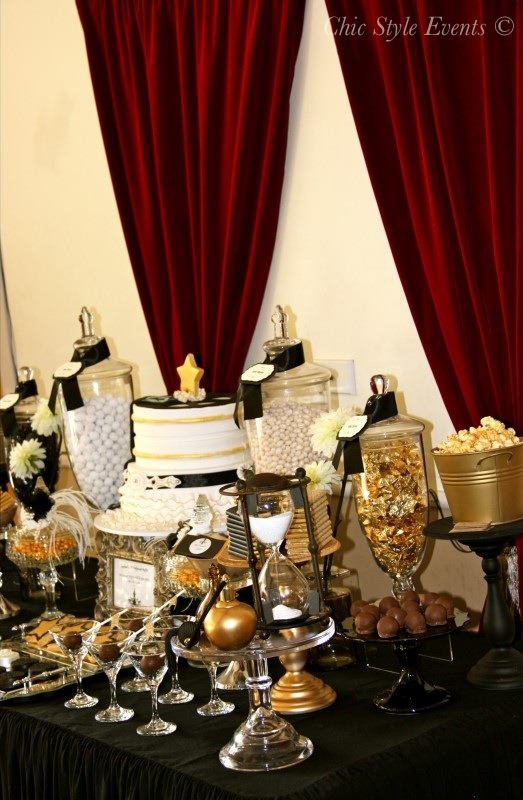 40th Hollywood Glam Party Birthday Party Ideas Amp Themes