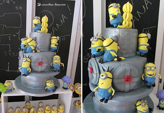 Banana Minion Birthday Party Birthday Party Ideas Amp Themes
