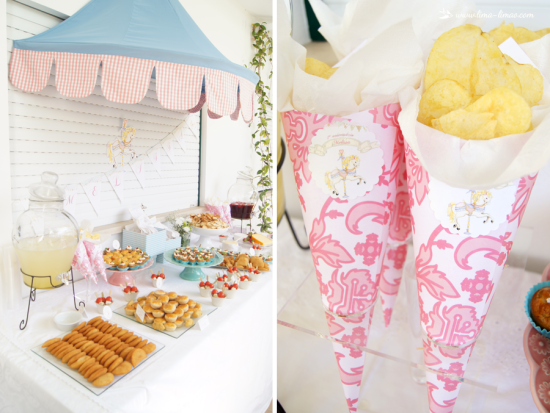 Carousel Birthday Party - Birthday Party Ideas & Shops