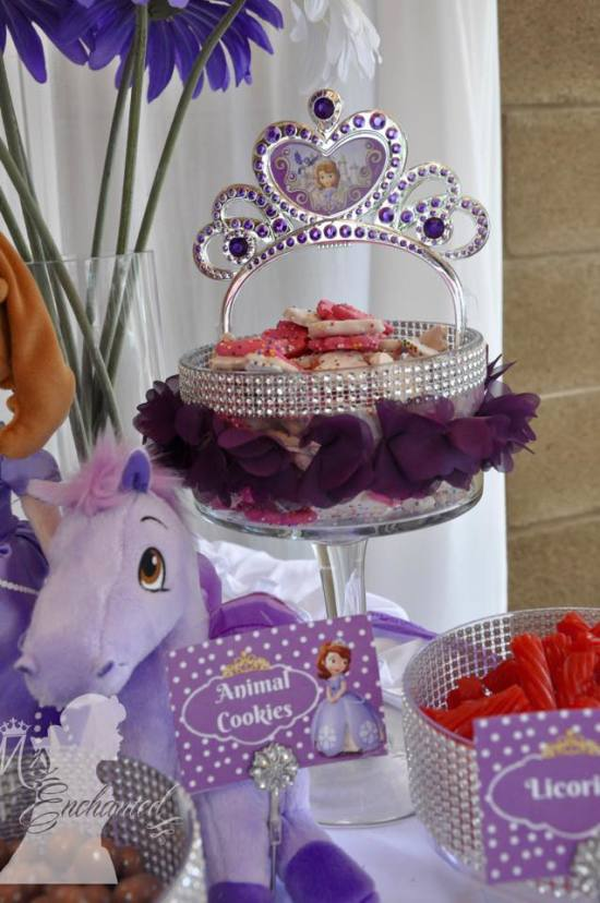 Sophia The First Birthday Party Birthday Party Ideas