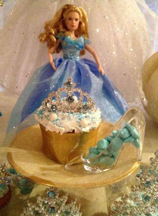 Cinderella Princess Birthday Party - Birthday Party Ideas ...