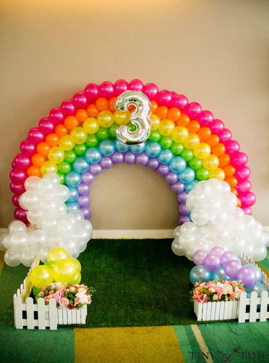 My Little Pony Tea Time - Birthday Party Ideas & Themes