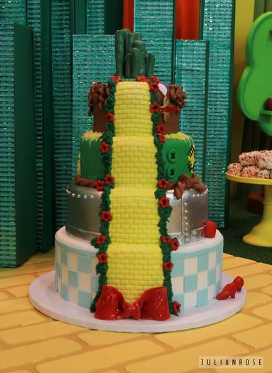 Wizard Of Oz Birthday Birthday Party Ideas Amp Themes