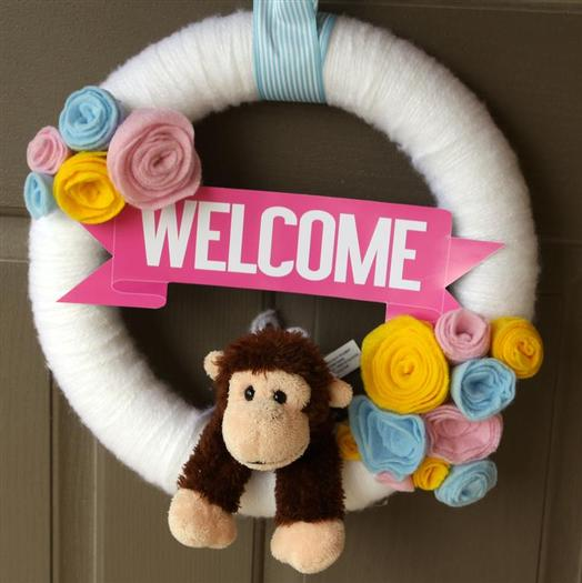 Curious Emma's Monkey Party - Birthday Party Ideas & Themes