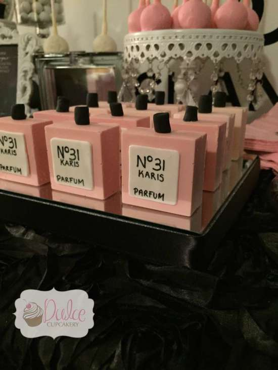 Chanel Inspired Birthday Party - Birthday Party Ideas & Themes