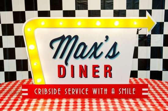 50s Diner Soda Shop Party Birthday Ideas amp Themes