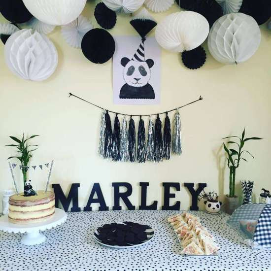 Panda Party Birthday Party Ideas Amp Themes