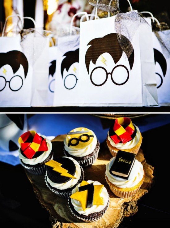 Modern Harry Potter Party Birthday Party Ideas Amp Themes