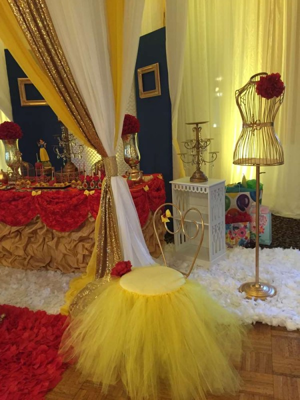 Classic Snow White Birthday Party Birthday Party Ideas