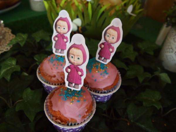 Masha And The Bear Inspired Birthday Birthday Party