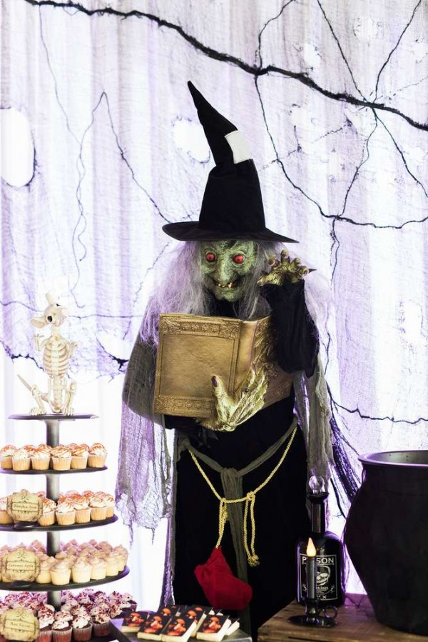 Spooky Witches Den Party Birthday Party Ideas Amp Themes