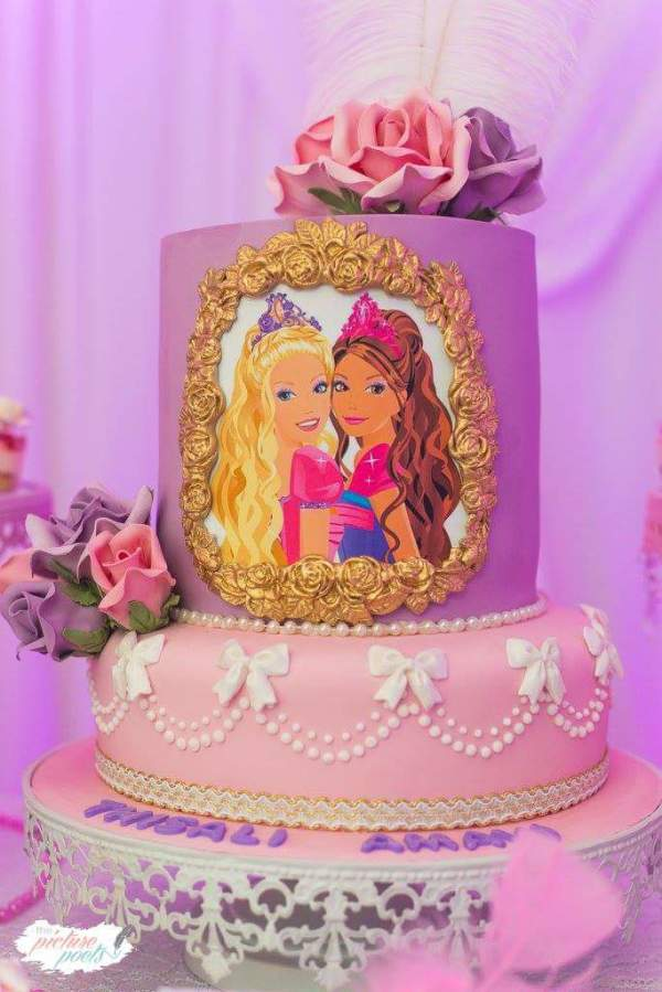 Barbie Fashionista Birthday Bash Birthday Party Ideas