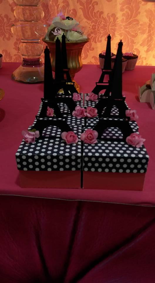 Closet In Paris Birthday Party Birthday Party Ideas Amp Themes
