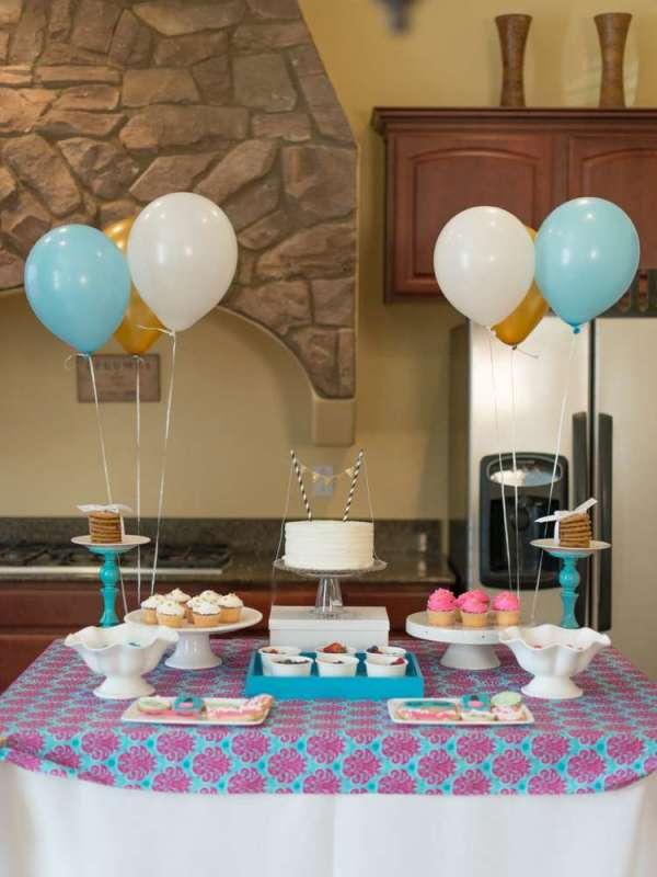 Glittering Spa Birthday Party Birthday Party Ideas Amp Themes