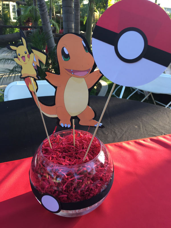 Classic Pokemon Go Birthday Birthday Party Ideas Amp Themes
