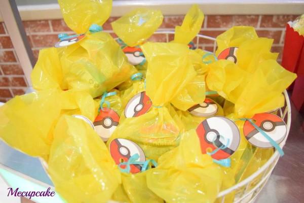 Radiant Pokemon Birthday Party