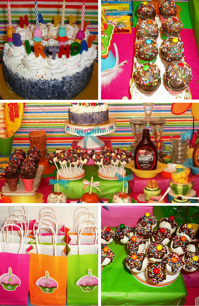 ice cream party inspirations
