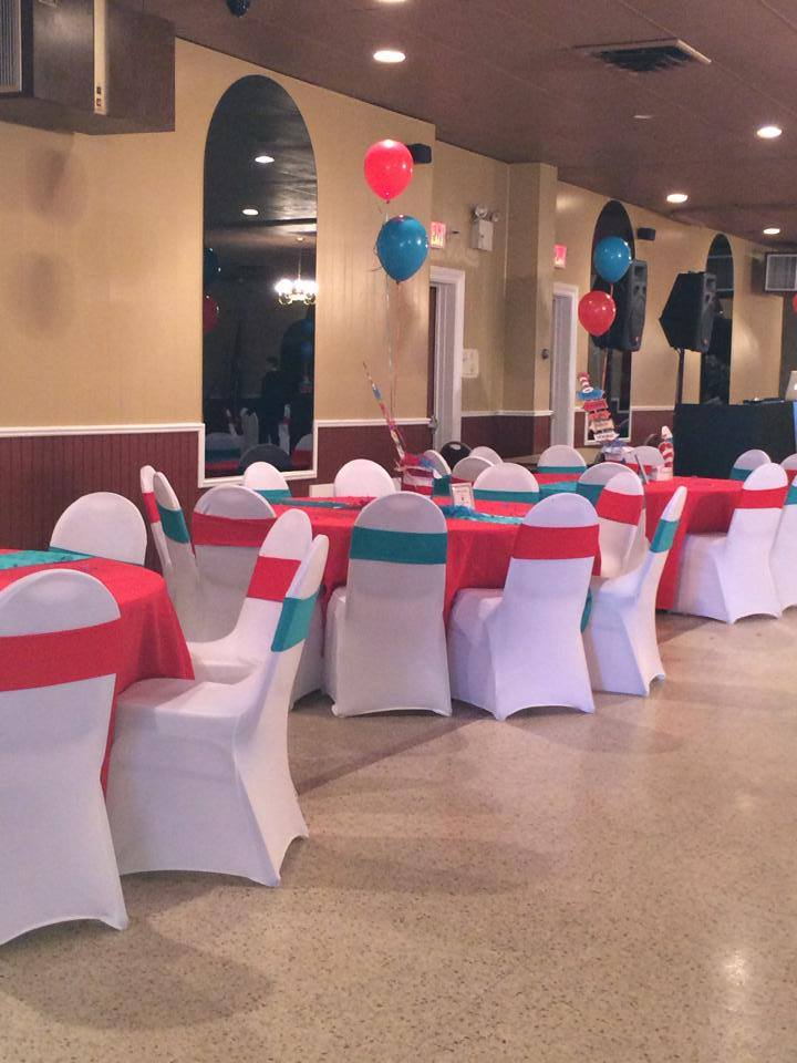 Dr Seuss Birthday Party Birthday Party Ideas Amp Themes