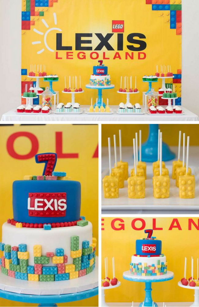 lego party inspirations