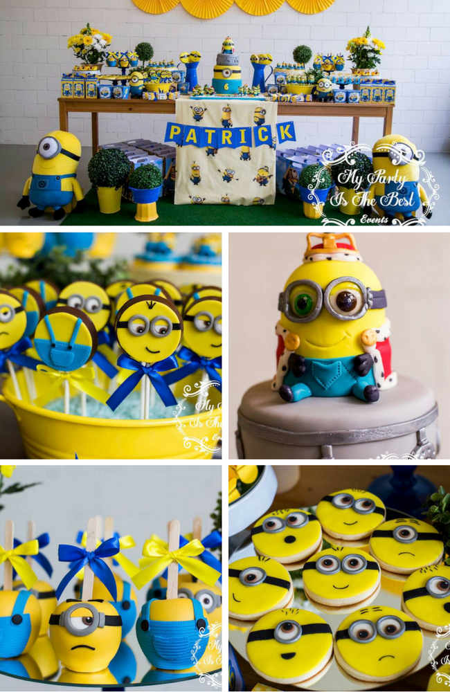 Minions GIF - Find on GIFER |Moving Minions Party