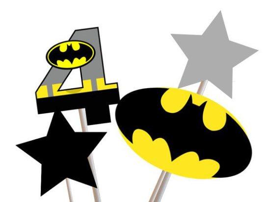 Batman Birthday Party Ideas - Birthday Party Ideas & Themes
