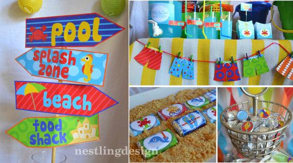 Teenage Birthday Party Decoration Ideas from www.birthdaypartyideas4u.com
