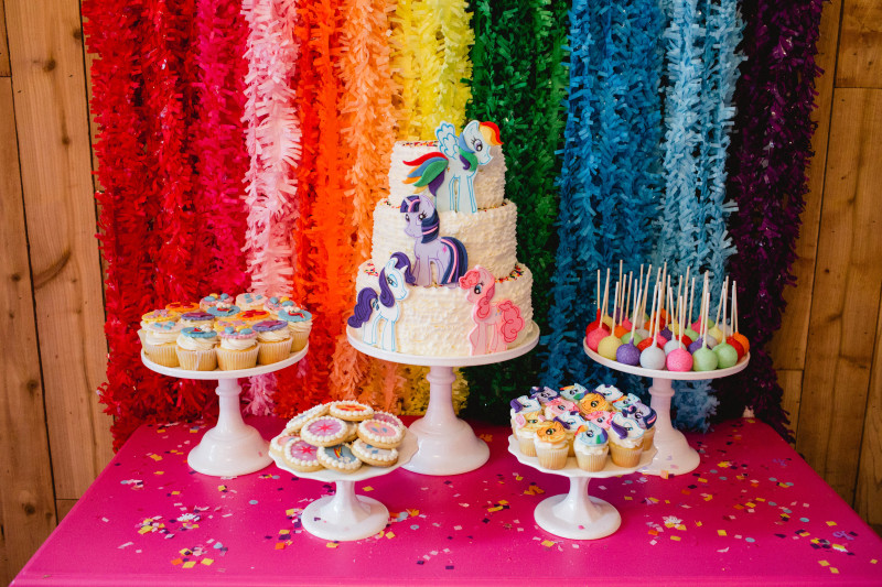 My Little Pony Birthday Party Birthday Party Ideas For Kids